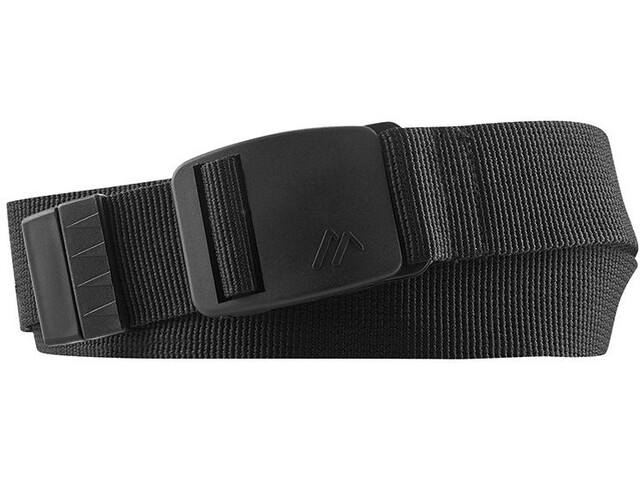 Maier Sports Eco Belt black